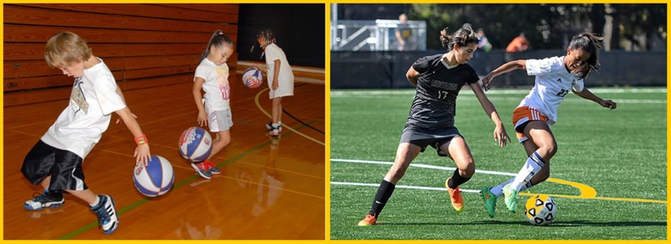 Summer Basketball/Soccer Sports Camps for Kids!
