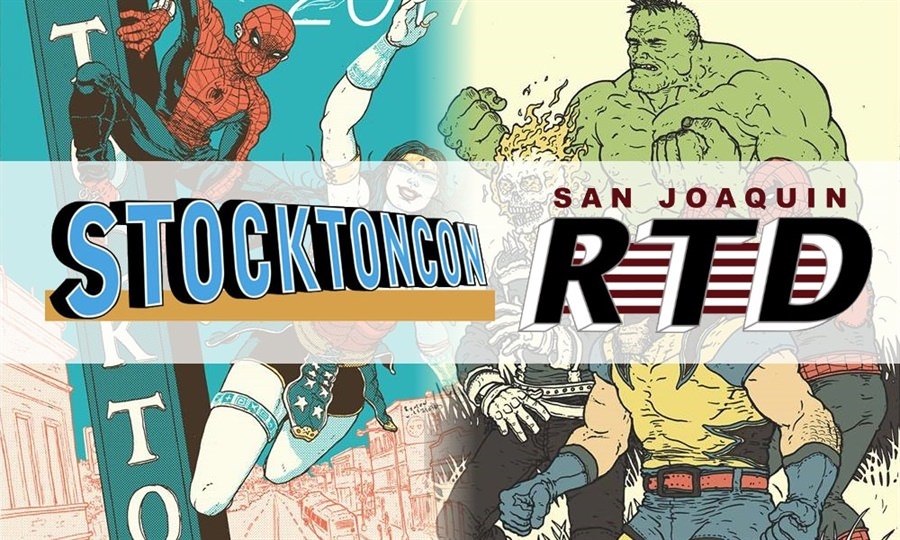 San Joaquin RTD to offer free rides to StocktonCon attendees wearing costumes on the bus