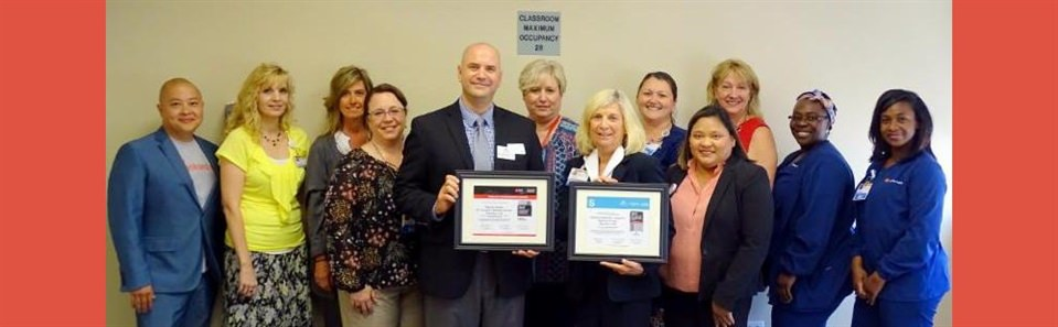 St. Joseph's Recognized by the American Heart Association for Commitment to Quality Stroke and Heart Attack Care