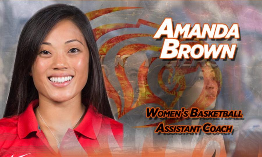 Pacific Women's Basketball Adds Amanda Brown To Staff