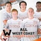 Seven Tigers Garner Men's Soccer All-WCC Honors