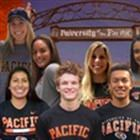 Pacific Signs Eight Swimmers, One Diver to 2018-19 Squad