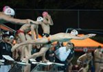 Swimming Finishes with Record-Breaking Performances at UNLV Invite