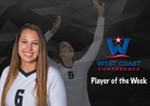Emily Baptista Tabbed WCC Player of the Week