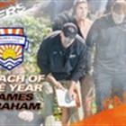 Graham Named GCC Men's Water Polo Coach Of The Year