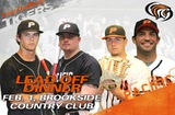 Pacific Baseball Hosts Lead Off Dinner Feb. 1