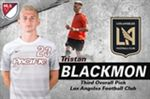 Blackmon Third Overall Pick In MLS SuperDraft