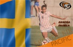Padilla Continues Her Professional Career with Skövde Kik