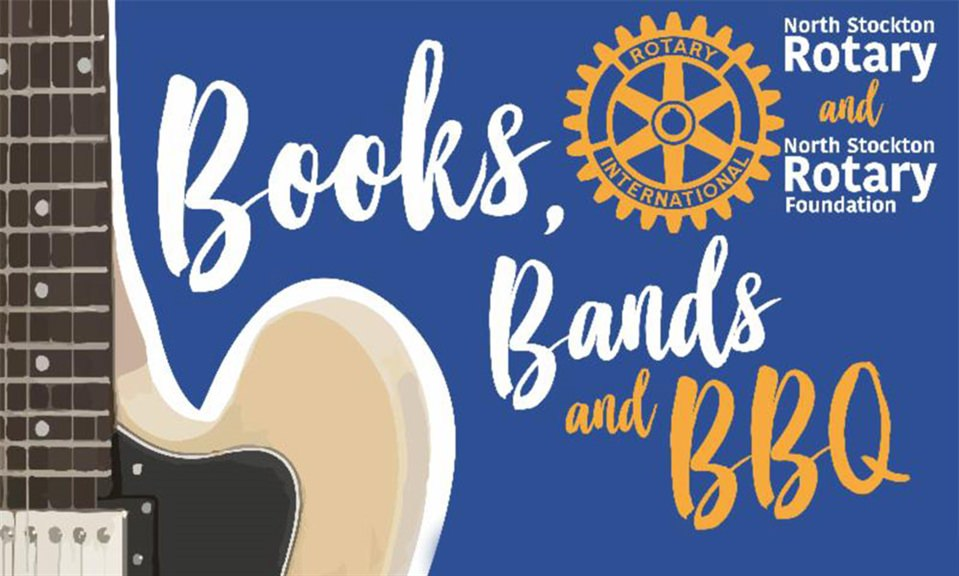 Books, Bands, and BBQ