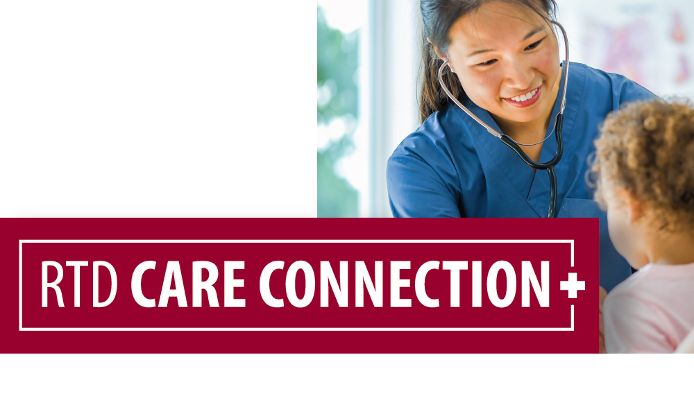 RTD Introduces Care Connection Transportation to Healthcare Facilities