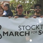 Stockton March for Science to launch the Earth Day Festival