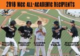 Five Tigers Land All-Academic Honors