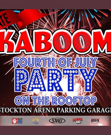 KABOOM! Independence Day Party