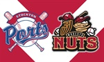 Stockton Ports Gear Up To Take On Modesto Monday Through Thursday