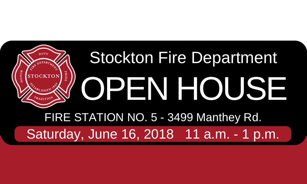 Community Fun for Whole Family at Fire Department Open House
