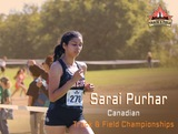 Purhar Set for Canadian Track and Field Championships