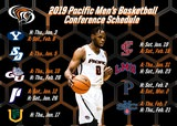 WCC Announces 2019 Men's Basketball Schedule