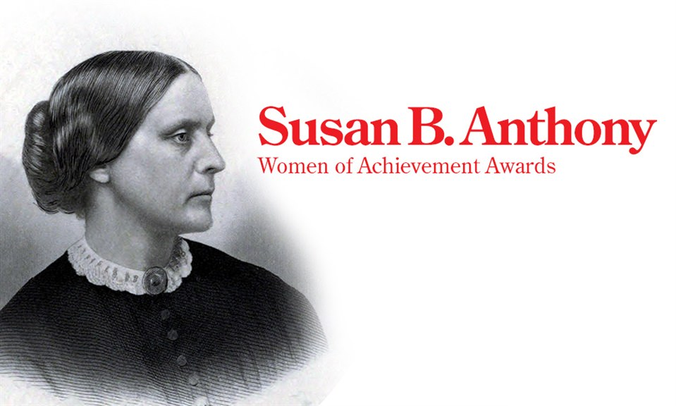 44th Susan B. Anthony Women of Achievement Award Banquet