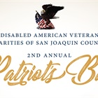 Disabled American Veteran Charities of San Joaquin County's 2nd Annual Patriot's Ball