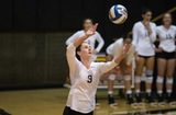 Pacific Downed by No. 1 BYU in Straight Sets