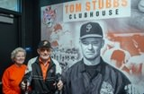 Pacific dedicates it's clubhouse to Tom Stubbs