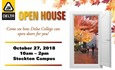 Delta College to host open house