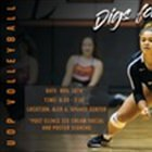 Volleyball Hosts Annual Digs for Kids Event
