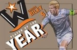 Riley Earns Player of the Year Honors, Verstraaten Tabbed Defensive Player of the Year