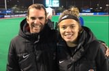 Smith and Van Wyk Selected to Appear in Field Hockey Senior All-Star Game