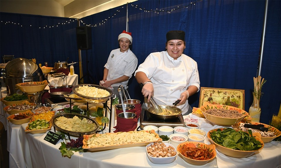 Culinary arts students to host 'Winter Feast'