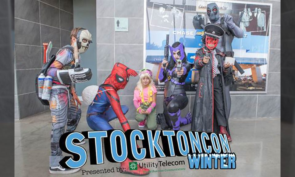 StocktonCon Winter Debuts January 20th