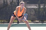 Tigers play well in singles action in Fullerton