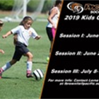 Registration open for annual women's soccer kids camps