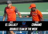 Chinamo, El Sallaly named WCC Duo of the Week
