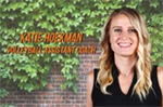 Katie Hoekman Named Women's Volleyball Assistant Coach