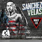 Combate Americas at Stockton Arena this May