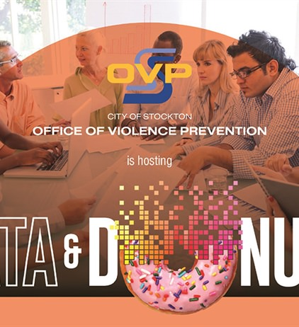 Office of Violence Prevention Data and Donuts Presentation Van Buskirk...