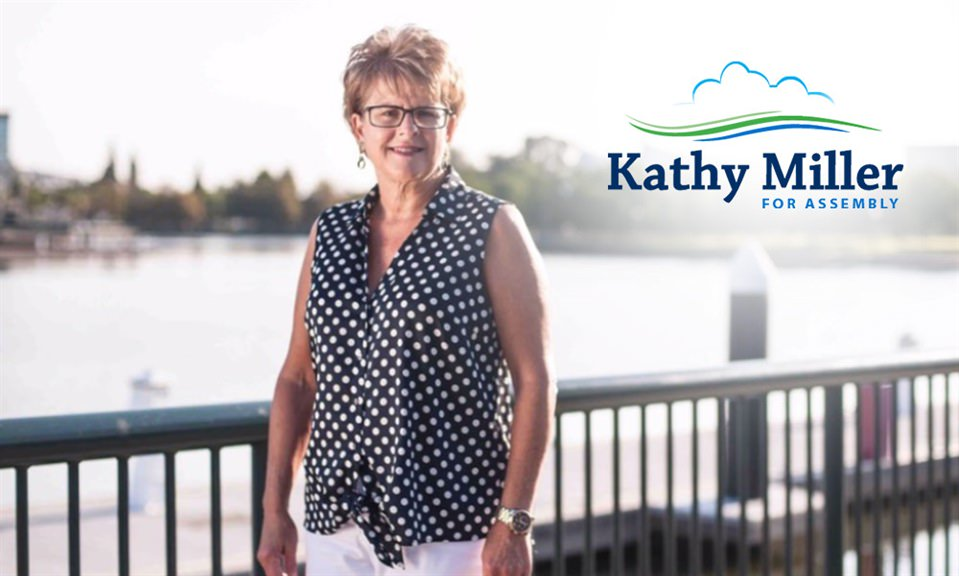 Kathy Miller for State Assembly Wins Support of State Treasurer Fiona Ma