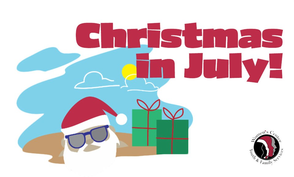 Christmas In July Clipart.Women S Center Youth Family Services Hosts Christmas In July