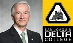 San Joaquin Delta College announcement on Superintendent/President search