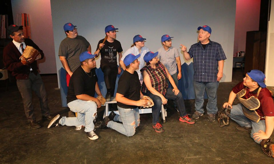 """DAMN YANKEES"" to be performed at Community Theatre of Linden"