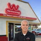 Wienerschnitzel franchise receives National industry recognition.