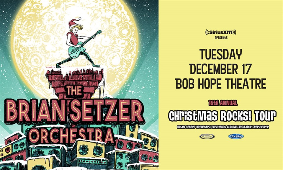 Christmas Albums 2019.Brian Setzer Orchestra S 16th Annyal Christmas Rocks Tour