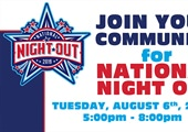 National Night Out at Stockton Community Locations
