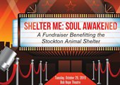 """Shelter Me"" Movie Premiere benefiting the City of Stockton Animal Shelter"
