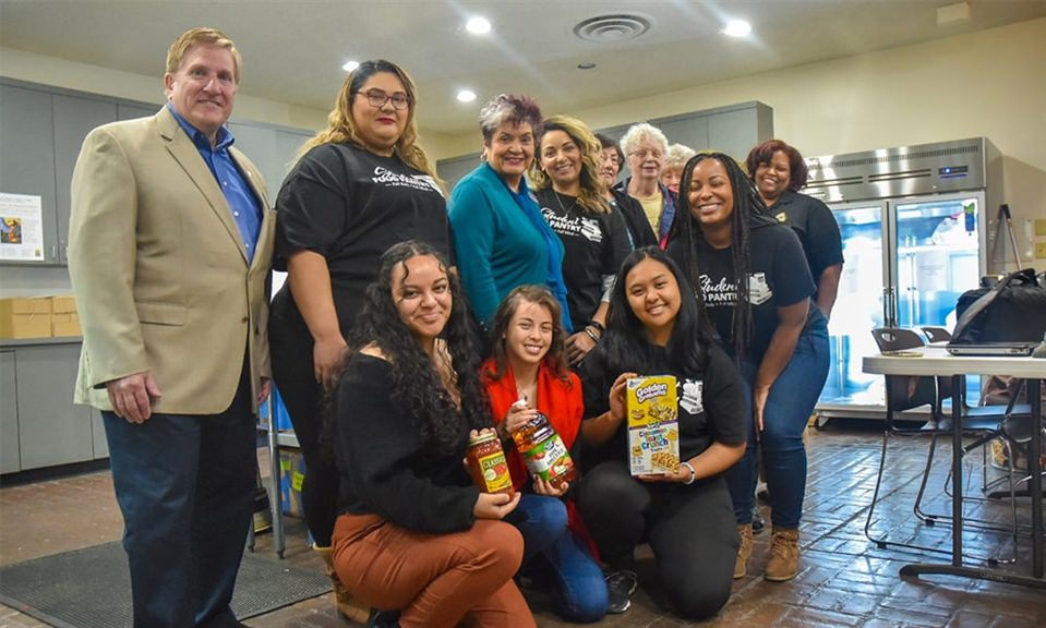 Food Pantry donations support Delta students; more help sought