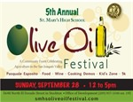 5th Annual Olive Oil Festival
