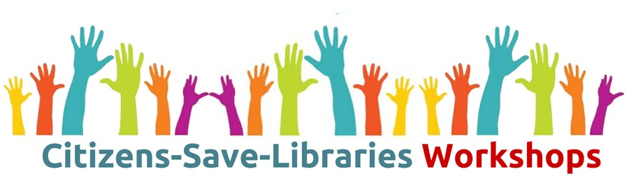 Citizens-Save-Libraries Workshops for Stockton-SJ