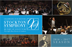 Stockton Symphony 2016-17 season celebrates 90 year anniversary