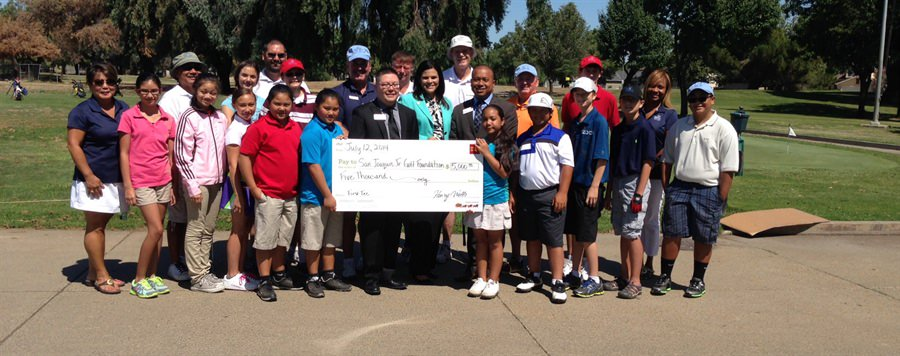 The First Tee Receives Grant from Wells Fargo